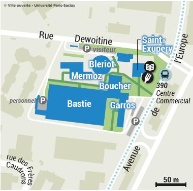 plan campus velizy villacoublay